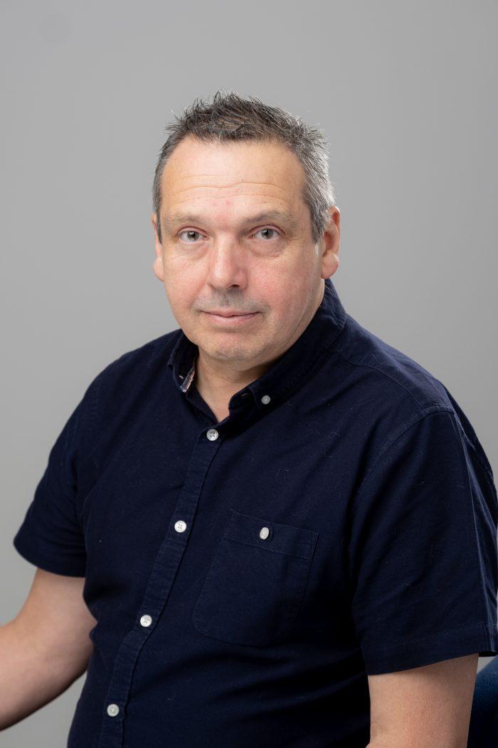 Lloyd Gibbs, Cardiff Office Manager