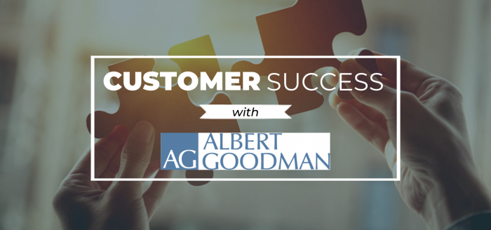 How Albert Goodman created a one-firm approach to various tasks, manage deadlines and collate company information with FirstOrder